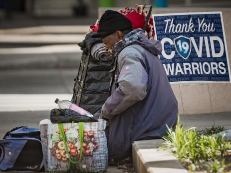 New Homeless due to CoVid 19