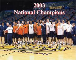 2003 Men's Basketball NCAA Championship Collection An inventory of its  collection at the Syracuse University Archives